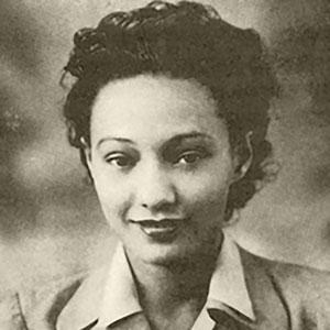 Ada Lois Sipuel Fisher (1925-1995)