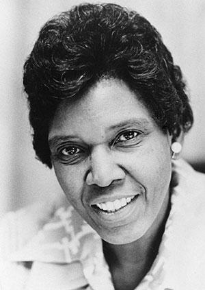 Barbara Jordan (1936-1996)