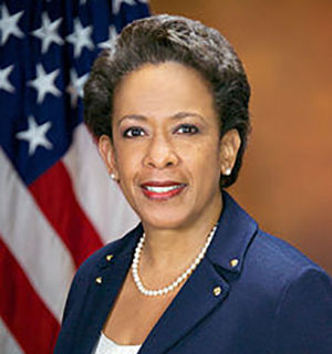 Loretta Lynch (1959-)