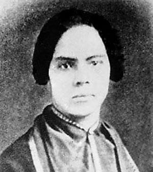 Mary Ann Shad (1823-1893)