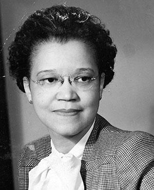 Sadie Tanner Mossell Alexander (1898-1989)