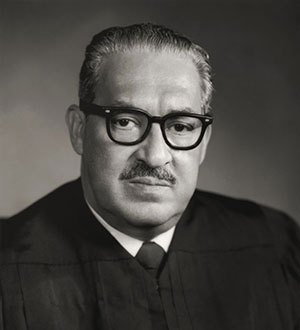 Thurgood Marshall (1908-1993)