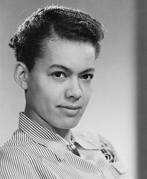"""Anna Pauline """"Pauli"""" Murray (1910-1985)"""